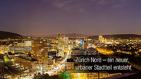 Implenia Zürich Nord | Medieninformation